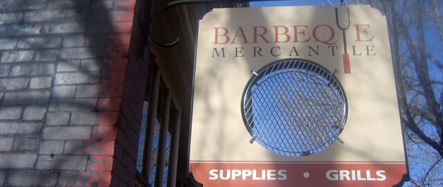 BBQ Mercantile Slide